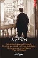 Admiratorul doamnei Maigret, Omul de pe stradă, Vânzare la licitație, Scrisoarea de amenințare, Pipa lui Maigret